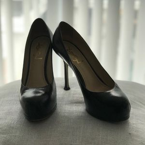 YSL tribtoo Pumps (leather sz.6)